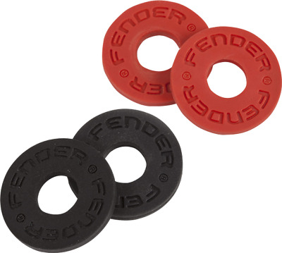 Fender® Strap Blocks (2 Pair). A Simple Way To Stop Straps Coming Off ! • 5.25£