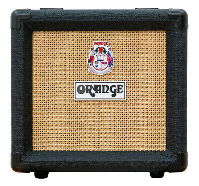Orange PPC108 Amplifier Speaker Cabinet, Black (NEW) • 68.11£