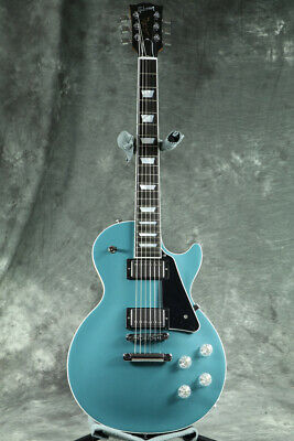 New Gibson Les Paul Modern Faded Pelham Blue Top Electric Guitar From Japan • 2,181.72£
