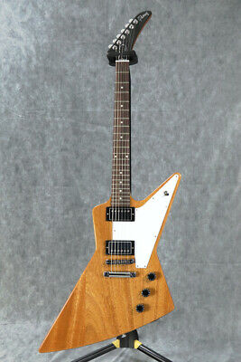 New Gibson USA Explorer 2019 Antique Natural Electric Guitar From Japan • 1,377.92£