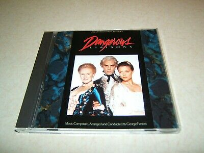 Dangerous Liaisons  : Original Film Soundtrack George Fenton Cd Album  • 5.29£