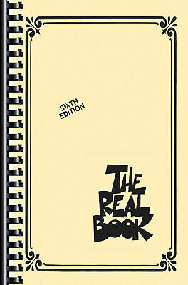 The Real Book Vol 1 Mini Jazz Fake Book C Sheet Music For Piano Guitar 400 Songs • 24.77£
