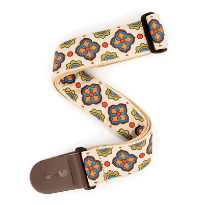 Planet Waves T20S1503 Latin Tile Art Guitar Strap, Traditional