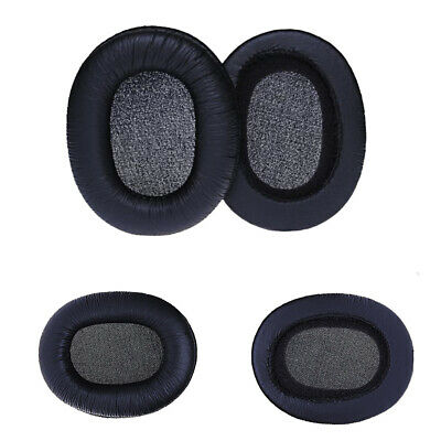 2PCS Audio Earmuffs Replacement Cover Soft Sponge Ear Pads For Sony MDR-7506 V6 • 2.96£