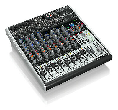 BEHRINGER X1622USB XENYX 16ch LIVE MIXER 03-ZB603 With EQ USB DIGITAL EFFECTS • 239£