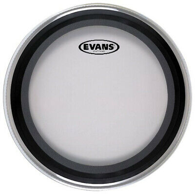 Evans EMAD2 Series BD20EMAD2 Batter Two Ply 20  Clear Drumhead Drum Head • 34.56£