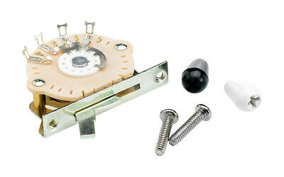 Fender 5 Way Blade Style Guitar Pickup Selector Switch  (NEW) • 19.49£
