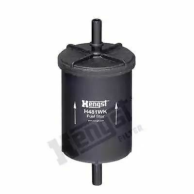 In-Line Fuel Filter H481WK By Hella Hengst • 7.88£