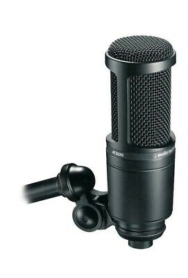 Audio-Technica AT-2020 Studio Microphone - NEW - FREE DELIVERY • 64.99£