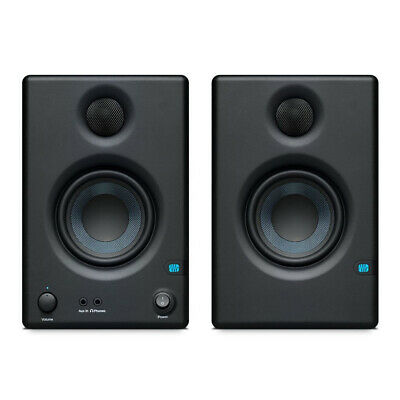 PreSonus Eris E3.5 Bluetooth Reference Monitors With Acoustic Tuning (Pair) • 100.65£