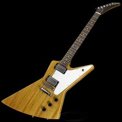 New Gibson USA Explorer (Antique Natural) Electric Guitar From Japan • 1,241.54£