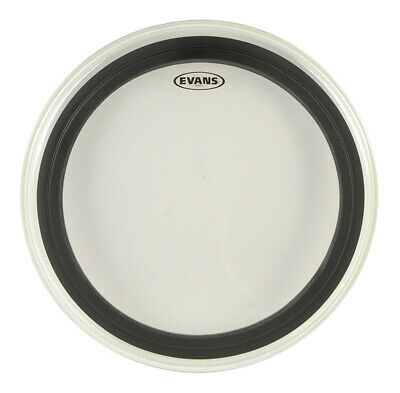 Evans 20 Inch EMAD2 Clear Bass Drum Batter Head (NEW) • 54.49£