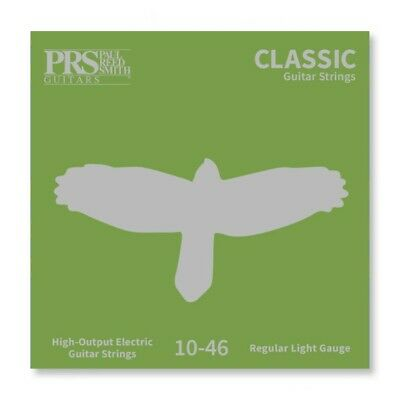 PRS Paul Reed Smith Classic Strings, Light GAUGE .010-.046 - Stock On S2 Models • 4.97£