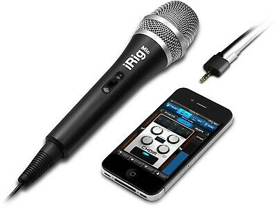 IK Multimedia iRig Mic Microphone For iPhone - Super Fast Delivery