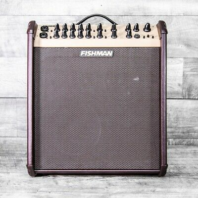 Fishman Loudbox Performer Acoustic Amp With Bluetooth PRO-LBT-700 (USED) • 532.33£