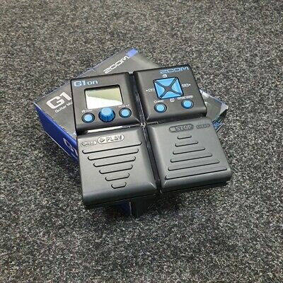 Guitar Effects Pedal Zoom G1on Multi USED! RKZMP110521 • 42£