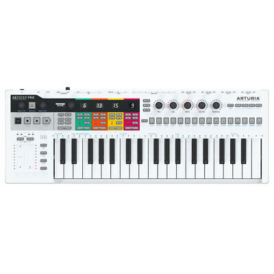 Arturia Keystep Pro Controller Keyboard/Polyphonic Sequencer )OPENED BOX) • 359£
