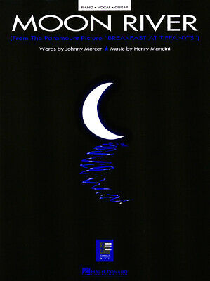Moon River Henry Mancini_Johnny Mercer Piano, Vocal and Guitar  Book [Softcover]