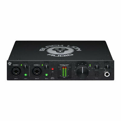 Black Lion Audio - Revolution, 2-in/2-out USB Audio Interface with Pro-grade Con