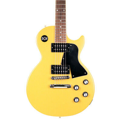 Gibson Les Paul Junior Special Electric Guitar, TV Yellow w Gig Bag (PRE-OWNED)