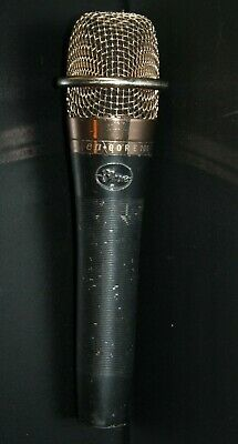 Blue Encore 200 Microphone Cardioid Active Dynamic Vocal Mic FOR PARTS REPAIR