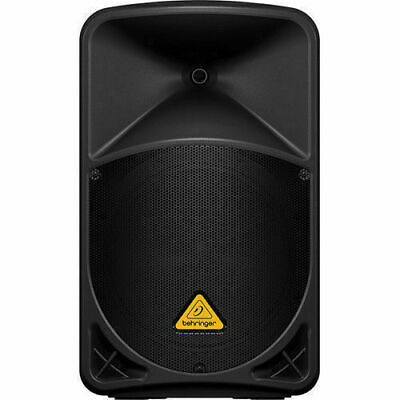 Behringer B112D Active 2-Way 12 inch PA Speaker New In Box NR