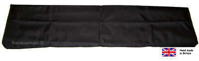 Deluxe Digital Piano Dust Cover Black For Yamaha PSR SX900 PSR SX700