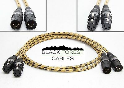 Sommer Cable Club Series MKII Vintage Style Mit HICON XLR 2x3m • 57.98£