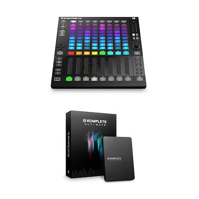 Native Instruments Maschine JAM Controller With Komplete 12 Ultimate • 1,055.78£