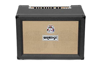 Orange CR120C Crush Pro 120W 2x12 Combo, Black • 485£