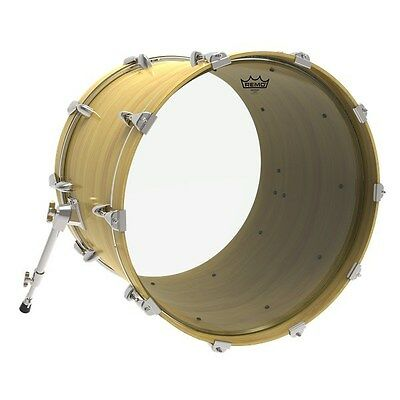 Remo Emperor Clear Bass Drum Head,16in