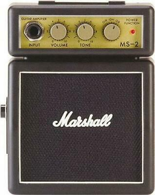 Marshall MS-2 Micro Amp, Black • 24.85£