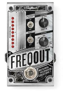 DigiTech FreqOut Natural Feedback Creator Pedal • 113.49£