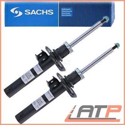 2x Sachs Shock Absorber Gas Pressure Front Housing Ø 50 Mm Audi A3 8p 03-13 • 97.17£