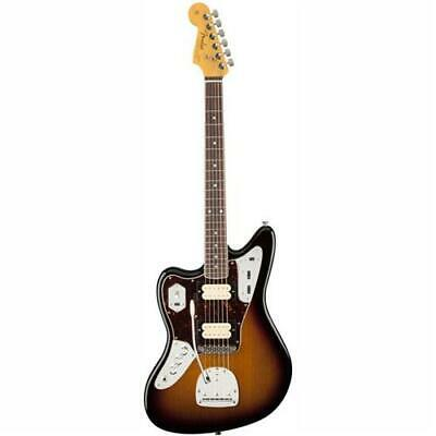 Fender Kurt Cobain Jaguar Left-Handed Guitar, 3-Color Sunburst #0143021700 • 999.26£