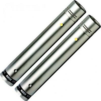 Rode NT5 Compact Condenser Microphone, Matched Pair • 270.52£