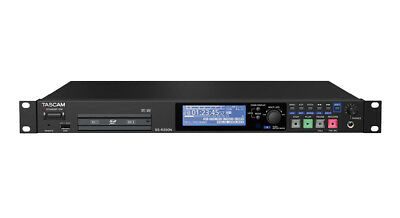 Tascam SS-R250N Memory Recorder W/Networking & Optional Dante Support New • 623.02£