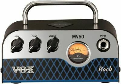 Vox MV50 Rock 50 Watt Hybrid Guitar Amp • 177.94£