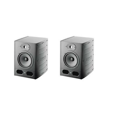 Focal 2x Alpha 65 6.5  Active 2-Way Professional Monitoring Speaker, Pair • 611.82£