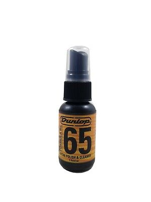 Dunlop Formula 65 Guitar Polish And Cleaner Spray Bottle 1oz • 5.82£