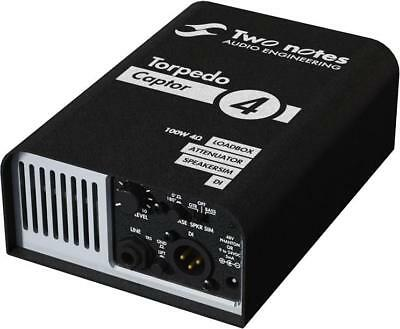Two Notes Torpedo Captor Compact Load Box Amp DI, 16 Ohm • 185£