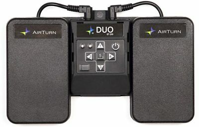 AirTurn DUO 200 Hands Free Controller For Tablets And Computers • 96£