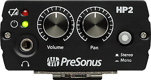 PreSonus Special Edition HP2 Personal Stereo Headphone Amp With TRS Inputs New • 88.32£