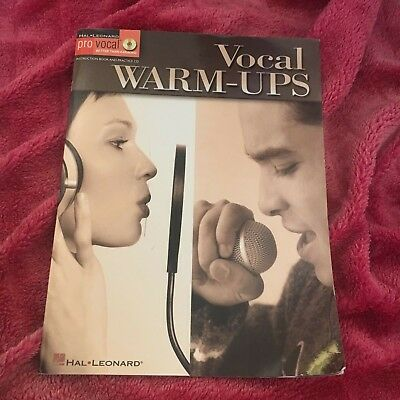 Hal Leonard. Pro Vocal, Vocal Warm-ups, Elaine Schmidt, 9781423445838. No Cd • 5.90£
