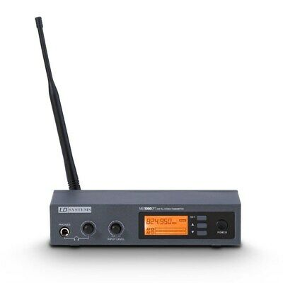 LD Systems MEI 1000 G2 Transmitter For LDMEI1000G2 In Ear Monitoring System • 181.43£