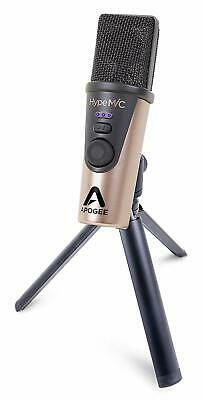 Apogee HypeMic Analog Compressor USB Microphone W/ Carrying Case, Tripod *New* • 255.28£