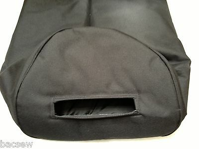 PAIR(2) FULL PADDED SLIP OVER COVERS TO FIT YAMAHA STAGEPAS 400i / BT PA SPEAKER • 50£