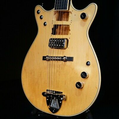 Gretsch G6131-MY Malcolm Young Signature Jet Guitar Natural JT19020680 • 2,185.52£