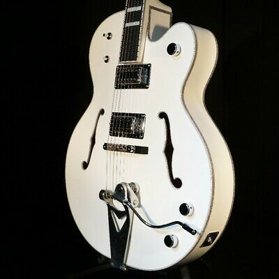Gretsch G7593T-BD Billy Duffy Signature White Falcon Guitar Hardshell Included • 2,739.20£