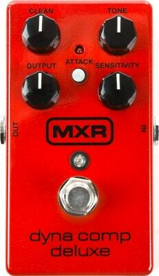MXR M228 Dyna Comp Deluxe Compressor Pedal • 130.18£